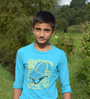 Sudhant Dahal-orphan Kids of Mission Himalaya